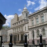 City Hall New York, a prefeitura de Nova York.