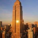Empire States Building, um símbolo da cidade de Nova York.