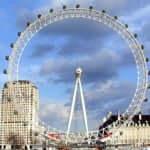 London eye The Millennium Wheel