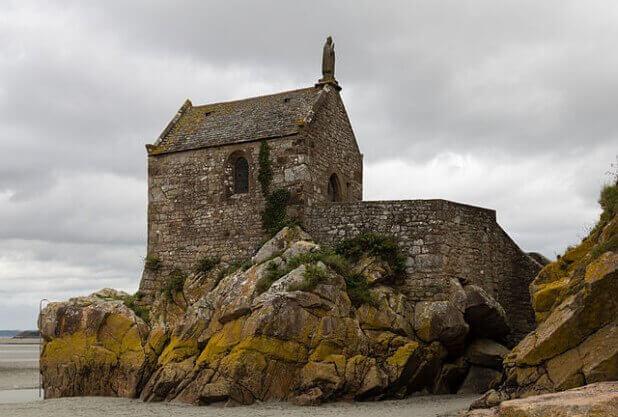 Capela de Saint Aubert