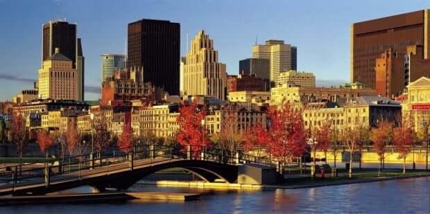Cidade de Montreal, Canadá