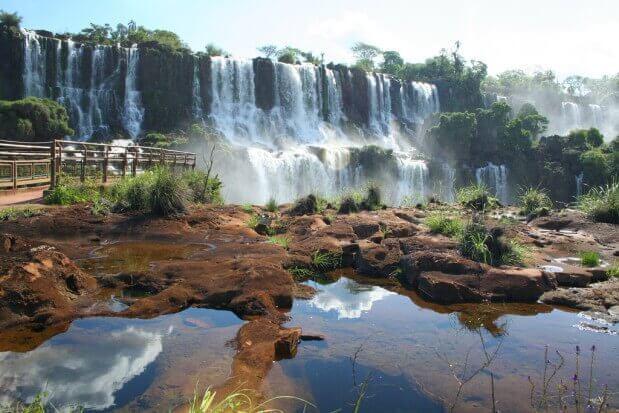 Cataratas de Porto Iguaçu, Argentina