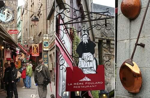Restaurante La Mère Poulard