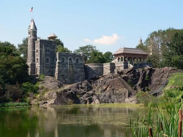 Belvedere Castle em Central Park