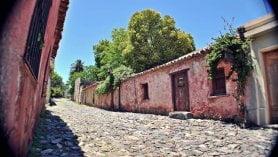 Colônia do Sacramento, cidade turística do Uruguai