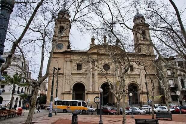 Catedral de Montevidéu