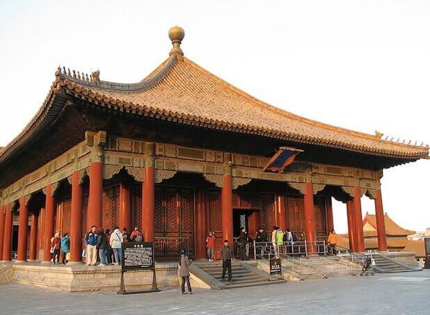 Palácio Zhong He