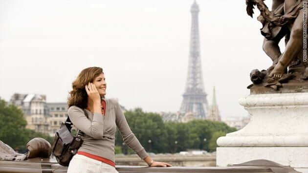 Usar celular em viagem internacional