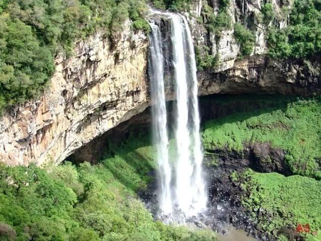 Cachoeira do Caracol em Canela