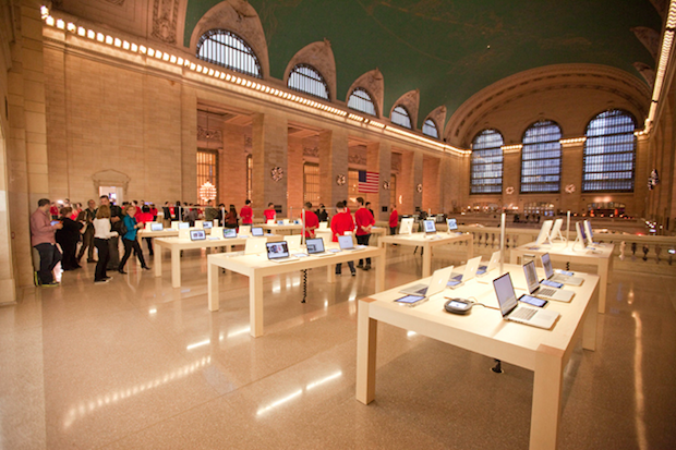 Apple Store no Grand Central Terminal