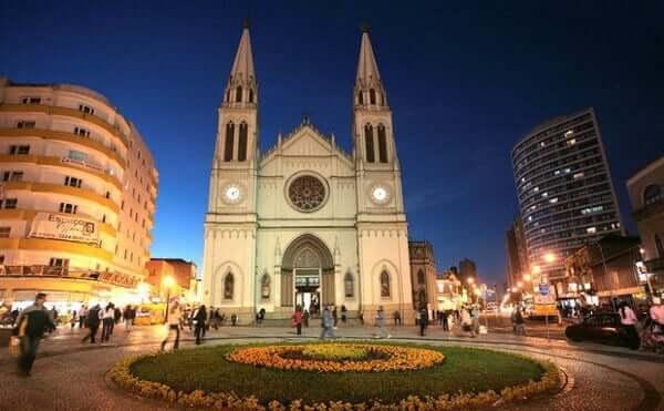 Curitiba - Centro Histórico