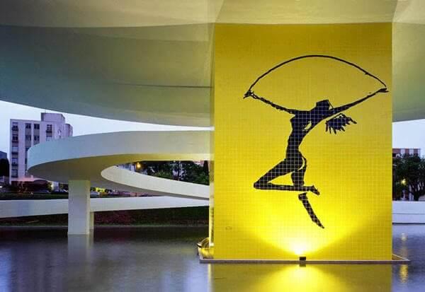Curitiba Museu Niemeyer