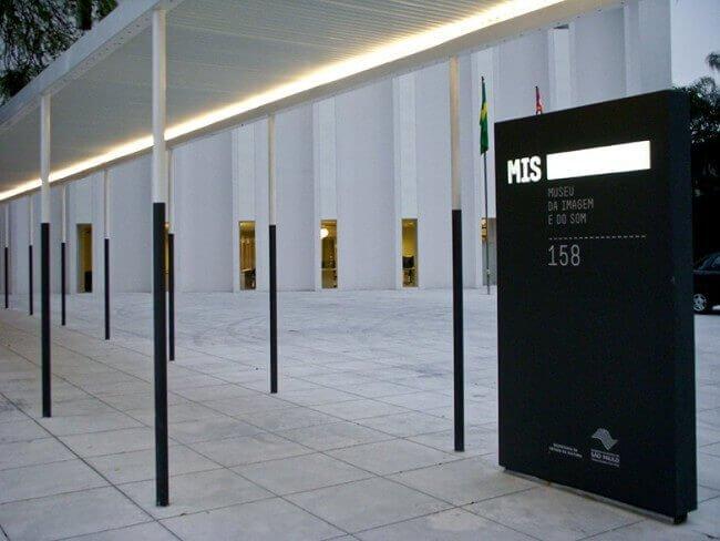 SP Museu de Imagem e Som