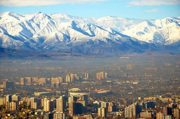 América do Sul - Santiago, Chile