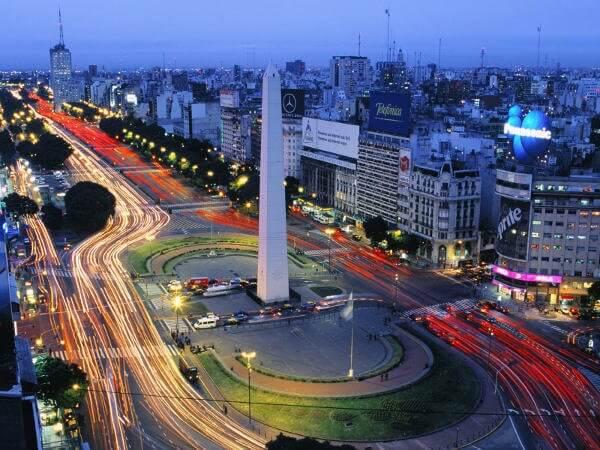 Buenos Aires América do Sul