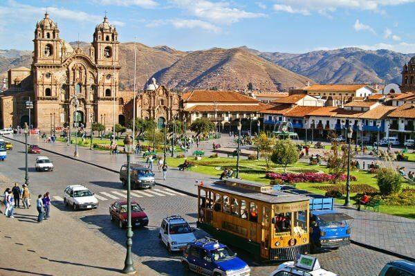 Cusco e Machu Piccho -destinos na américa do sul