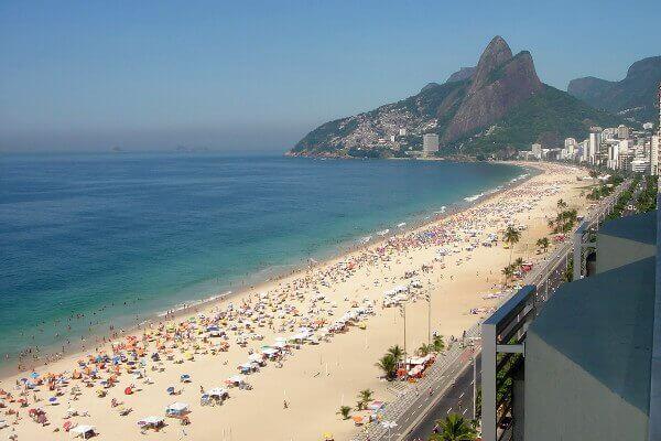 Destinos América do Sul - Rio