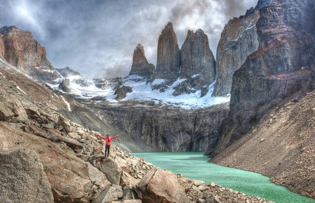 Destinos - Chile
