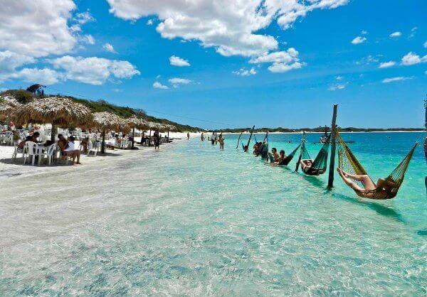 Jericoacoara - praias brasileiras