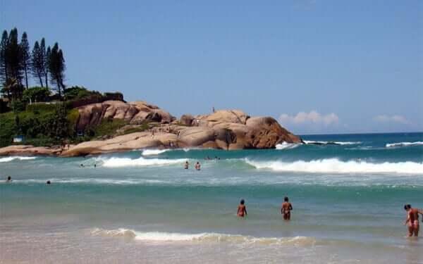 Praia Joaquina - Santa Catarina