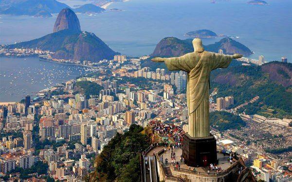 Rio de Janeiro - América do Sul