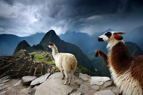 Machu Picchu, Peru - viagem