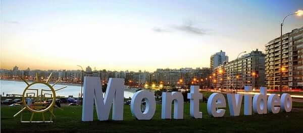 Montevideo - Viajar Sozinho