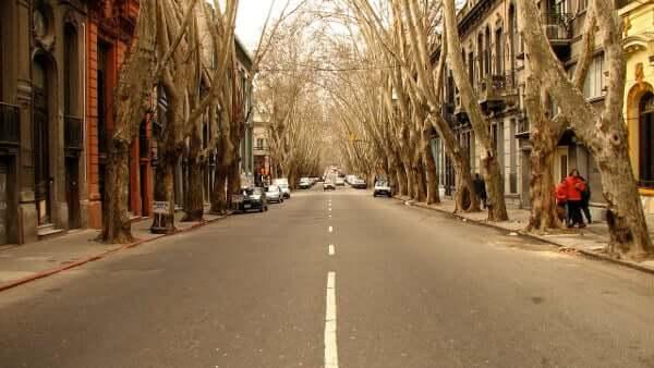 Viajar para Montevideo