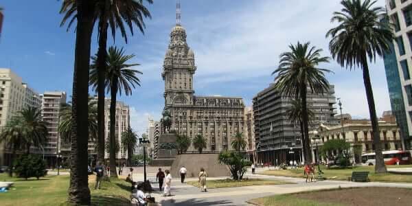 Viajar para o Uruguai
