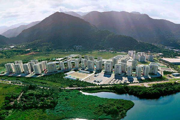 Vila Olímpica - Rio 2016