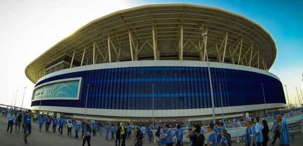 Arena do Grêmio em Porto Alegre