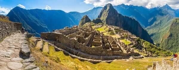América do Sul - Peru
