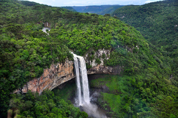 cascata caracol - RS