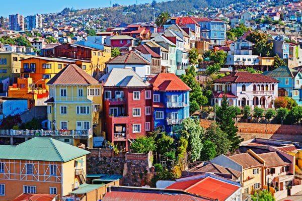 Chile - América do Sul