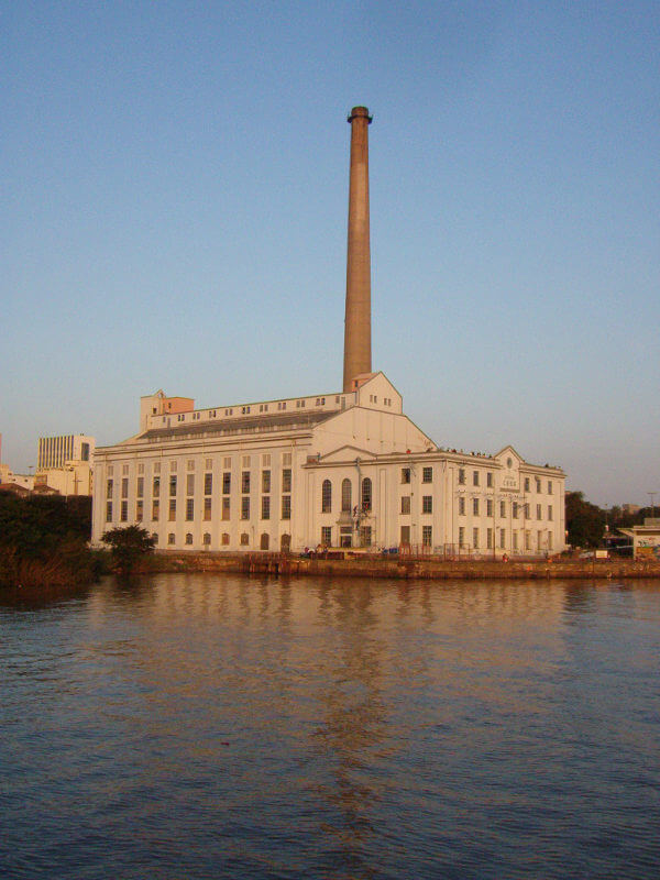 Gasômetro Porto Alegre