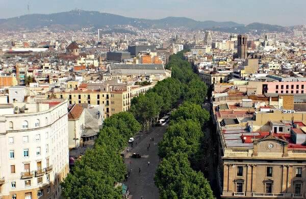 Lugares para visitar em Barcelona