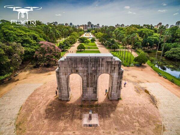 Parque Farroupilha - Porto Alegre