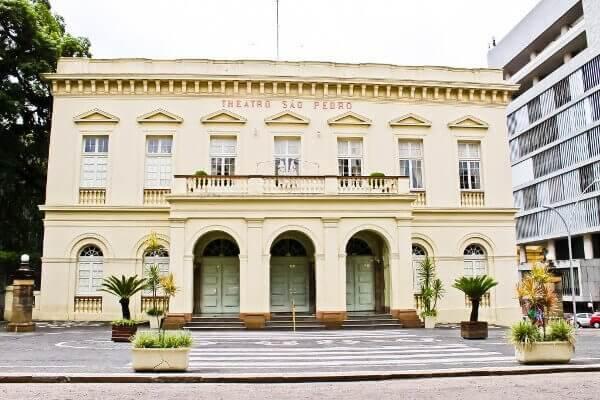 Theatro São Pedro Porto Alegre