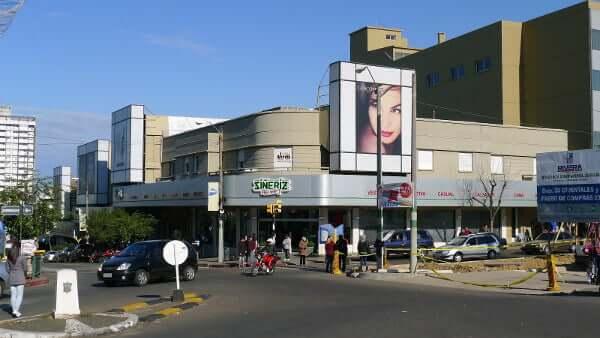 Compras no Uruguai