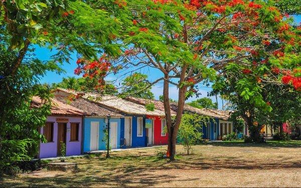 Viajar pelo Brasil - Trancoso
