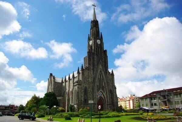 Catedral nossa senhora de Lourdes
