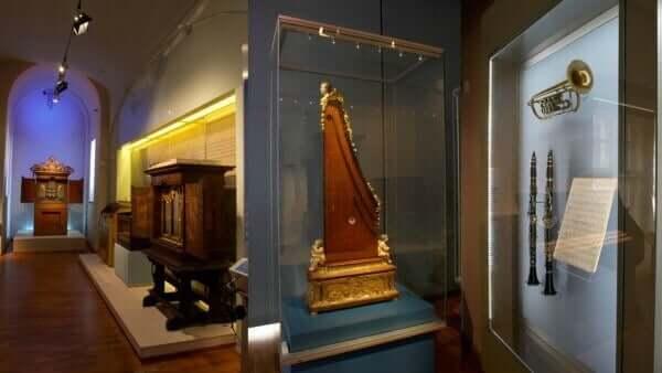 museu nacional de praga por dentro