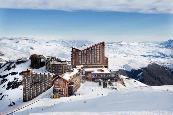 Resort Valle Nevado - Santiago do Chile