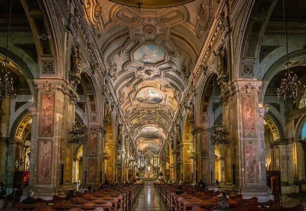 Catedral Metropolitana de Santiago - Santiago do Chile