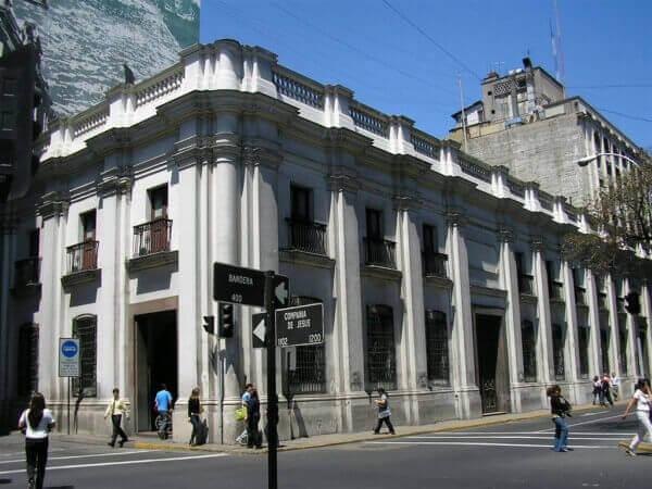Museu de Arte Pré-Colombiana - Santiago do Chile