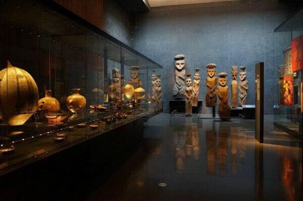 Exposições do Museu - Santiago do Chile