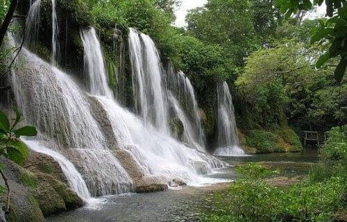 Parque das Cachoeiras em Bonito-MS