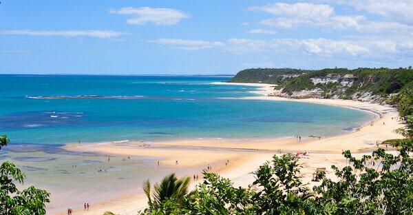 Praia do Espelho (Bahia)