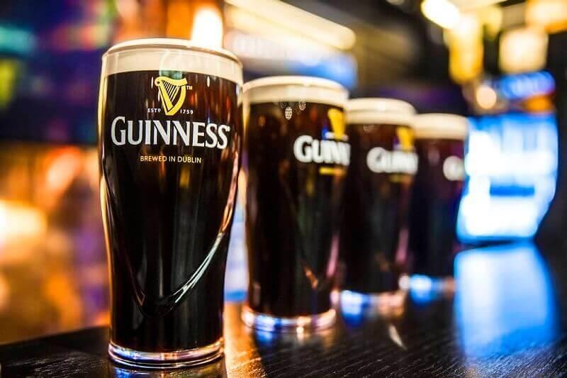 Guinness Storehouse, em Dublin