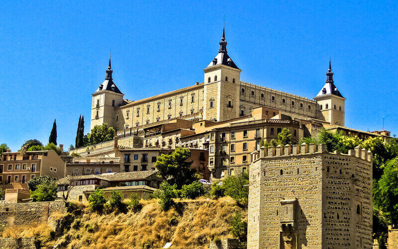 Madrid Lugares